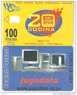 Montenegro-Photo Riva, DUMMY CARD(no Chip,no Code) - Montenegro