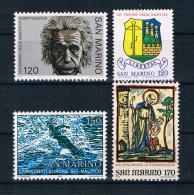 San Marino 1979 Mi.Nr. 1174/80/81/87 ** - San Marino