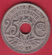 France 25 Centimes Lindauer 1928 - F. 25 Centesimi