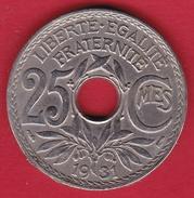 France 25 Centimes Lindauer 1931 - F. 25 Centesimi