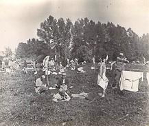 Photo Ancienne Originale  Repos Blanchissage Du Linge  1914 1918 Ww1  Grande Guerre Poilus - Guerre, Militaire