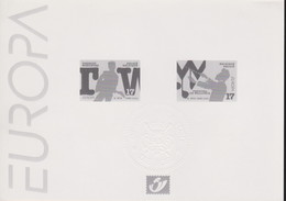 N° 2757/58  ZWART WIT  1998