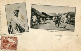 ZANZIBAR(GRUSS) - Tanzanie