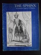 "Revue ""The Sphinx Vol.XLVI N°12 February 1948"" - Divertissement"