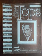 "Revue ""Tops The Magazine Of Magic September 1947"" - Divertissement"