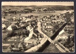 70 CPSM   - BAULAY - Vue Générale Aérienne - Fouchécourt - Autres Communes
