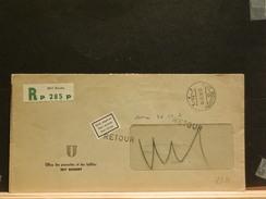 A7331   LETTRE  1972  RECOMM. NON RECLAME - Switzerland