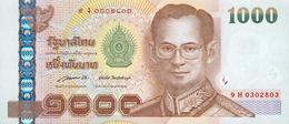 Thailand, 1000 Baht, Pick 115, Sign. 85, UNC ! - Thailand