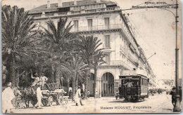 ALGERIE - ALGER - Le Royal Hotel HUGUET Propriétaire - Algiers