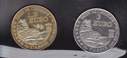 Au Plus Rapide Euro De Cassis Précurseur 1997 Vin Alcool Mistral Calendal Poême 1867 - EURO