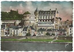 37 Azay Le Ridea - Le Château Façade Sud - Azay-le-Rideau