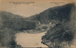 G13 - 07 - Le Pont De NEYRAC-LES-BAINS - Ardèche - Vallée De L'Ardèche - Frankreich