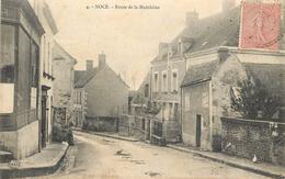 NOCE - Route De La Madeleine - France