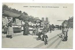 75006 - PARIS - Les Bouquinistes - Quai Des Grands Augustins - CPA - Distretto: 06