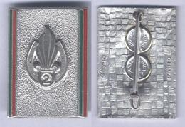 Insigne Du 2e Régiment Etranger D'Infanterie - Army