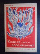 """Revue """"De Magiër Vakblad Voor De Goochelkusnt N°10 Mars 1948"""" - Revues & Journaux"""
