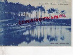 85 - LES SABLES D' OLONNE - LE LAC DE TANCHET - EDITEUR LIMOUSIN - Sables D'Olonne