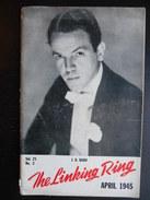 "Revue ""The Linking Ring Vol.25 N°2 April 1945"" - Divertissement"