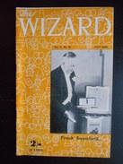 """Revue """"The Wizard Vol II N°16 July 1948"""" - Divertissement"""