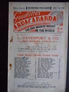 """Revue """"Goodliffe's Abracadabra Vol. 2 N°45 Dec. 7th 1946"""" - Divertissement"""