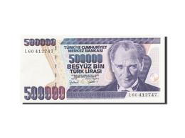 Turquie, 500,000 Lira, 1984-1997, KM:208, 1993, NEUF - Turkey