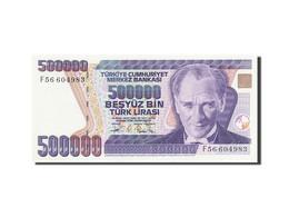 Turquie, 500,000 Lira, 1984-1997, KM:208, 1993, NEUF - Turquie