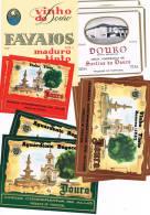 Etiquetas Vinho Tinto - Douro - Etiketten