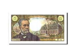France, 5 Francs, 5 F 1966-1970 ''Pasteur'', 1966, 1966-11-04, KM:146a, SUP - 5 F 1966-1970 ''Pasteur''