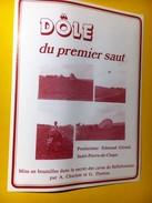 3175 - Suisse Valais Dôle Du 1er Saut Parachutisme - Etiquettes