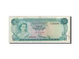 Bahamas, 1 Dollar, 1974, KM:35a, SUP - Bahamas