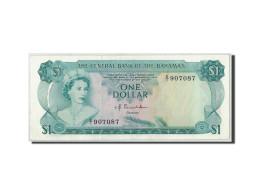 Bahamas, 1 Dollar, 1974, KM:35a, SPL - Bahamas