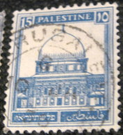 Palestine 1927 Dome Of The Rock 15m - Used - Palestine