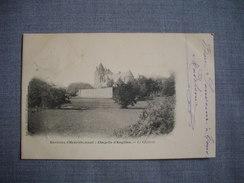 Environs D'HENRICHEMONT  -  18  -  Chapelle D'Angillon  -  Le Château  -  CHER - Henrichemont