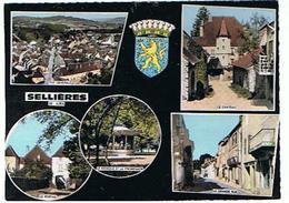 SOUVENIR DE SELLIERES MULTIVUES   * ***           A  SAISIR  ***** - Frankreich