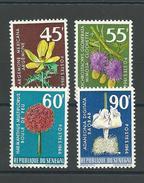 SÉNÉGAL Scott 275-278 Yvert 280-283 (4) ** 1966 Cote 6$ - Sénégal (1960-...)