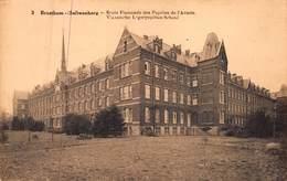 Brusthem Brustem   Safraenberg    Vlaamse Legerpupillen School Campus Saffraanberg       A 4848 - Sint-Truiden