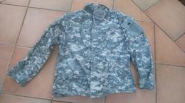 Veste US ARMY Camouflage ACU Portée En Afghanistan - Uniform