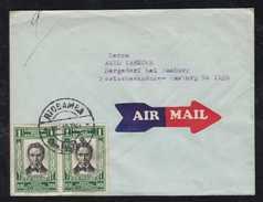 Ecuador 1931 Airmail Cover RIOBAMBA To BERGEDORF Hamburg Germany - Ecuador