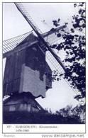 ELSEGEM / Wortegem-Petegem (O.Vl.) - Molen/moulin - Blauwe Postkaart Ons Molenheem Van De Verdwenen Kloostermolen - Wortegem-Petegem