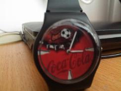 CLOCK COCA COLA QUARTZ - Horloge: Modern