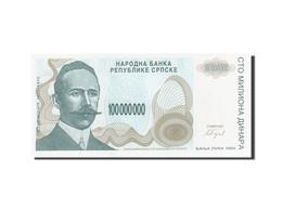 Bosnia - Herzegovina, 100,000,000 Dinara, 1993, KM:154a, 1993, NEUF - Bosnia Y Herzegovina
