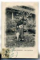LAOS LUANG PARBANG Jeune Fille Laotienne Num 3 Sesmaisons Collection Union Commerciale Indo Chinoise     /D01-S2017 - Laos