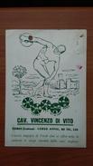 Fondi - Cav. Vincenzo Di Vito - Pubblicitari