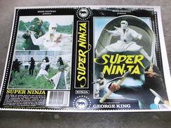 "Rare Film : "" Super Ninja "" - Action, Adventure"