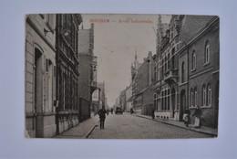 PK/CP Iseghem Izegem Ecole Industrielle Animé Editor Van Moortel 1911 - Izegem