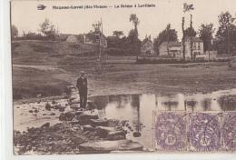 MAGNAC LAVAL      LA BRAME A LAVILLATTE - Frankrijk