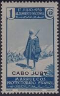 1935-1936 - CABO JUBY - EDIFIL Nº 85 *** MNH -  MUY BONITO - Cabo Juby