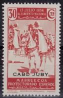 1935-1936 - CABO JUBY - EDIFIL Nº 92 *** MNH -  MUY BONITO - Cabo Juby