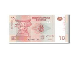 Congo Democratic Republic, 10 Francs, 2003, KM:93a, 2003-06-30, NEUF - Congo