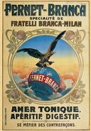 Aperitivo Fernet-Branca Amer Tonique Apéritif Milano 1895 - Postcard - Poster Reproduction (NP) - Advertising